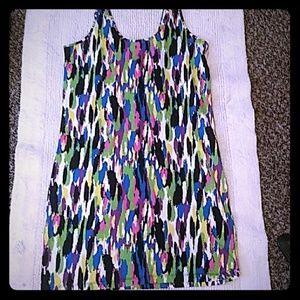 Funky mini dress